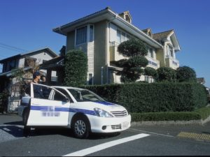 警備会社勤務時代には日々発生するトラブルに対応